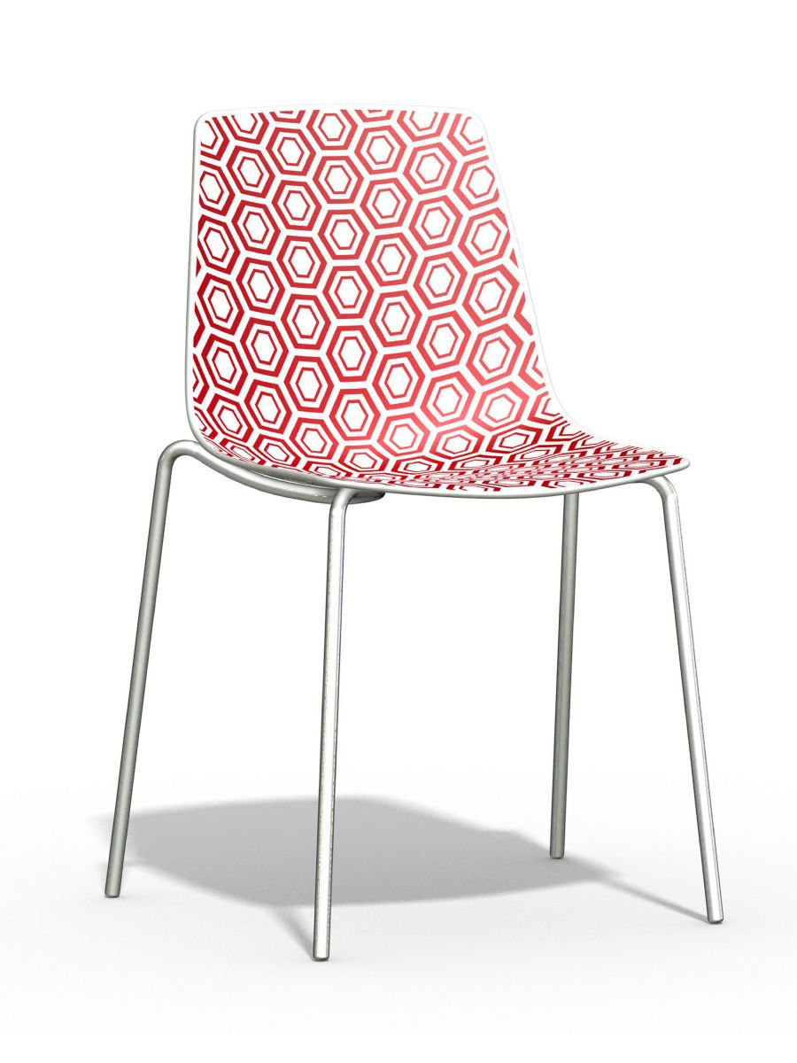 ALHAMBRA RETRO DINING CHAIR