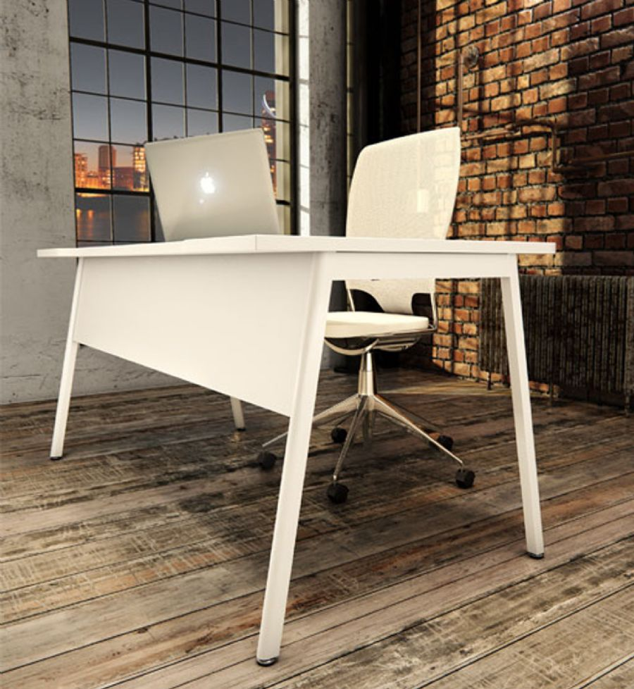ASCEND RECTANGULAR OFFICE DESK 1800