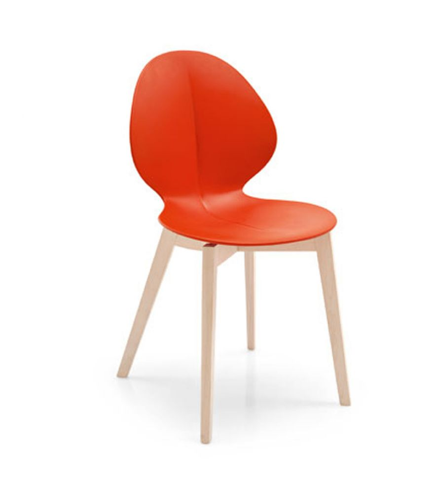 BASIL BY CALLIGARIS DINING CHAIR