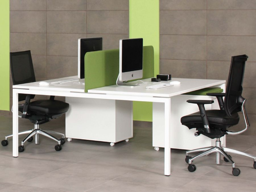 NOVA U 2 POD OFFICE DESK | Tables