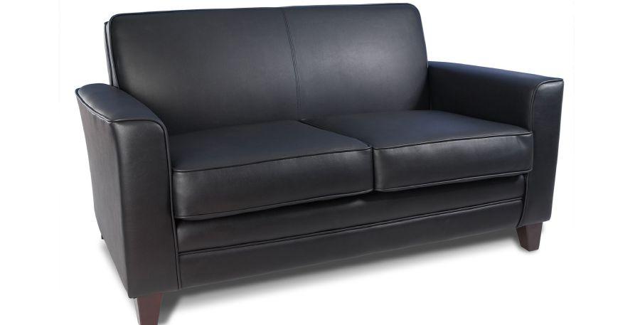 Porto Retro Style 2 Seater Sofa