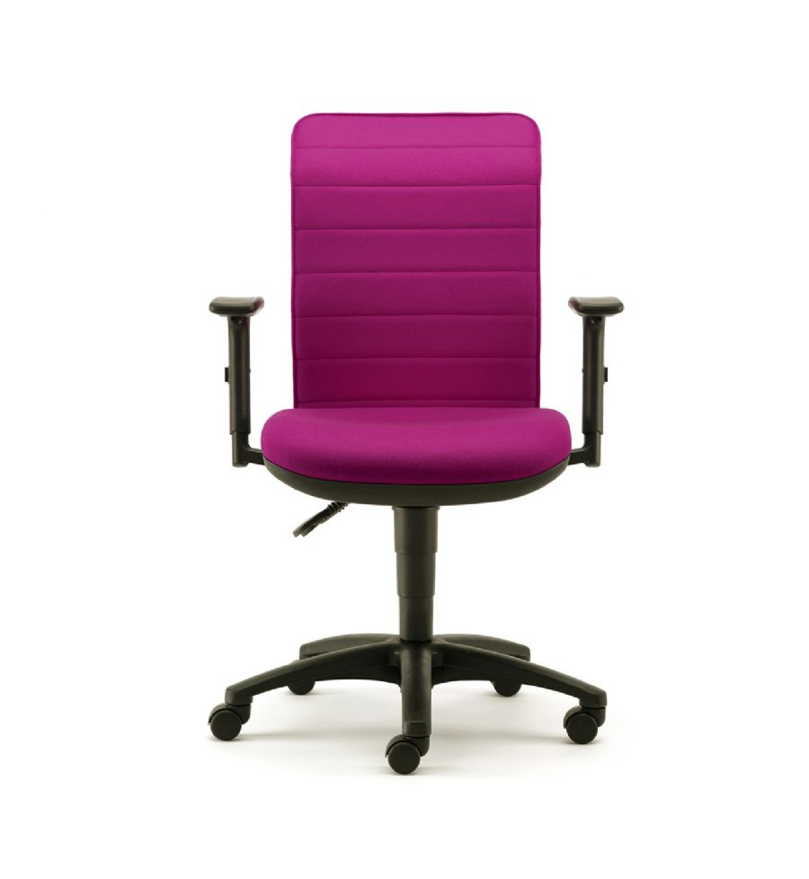 RIBA TASK SWIVEL CHAIR WITH HEIGHT ADJUS...