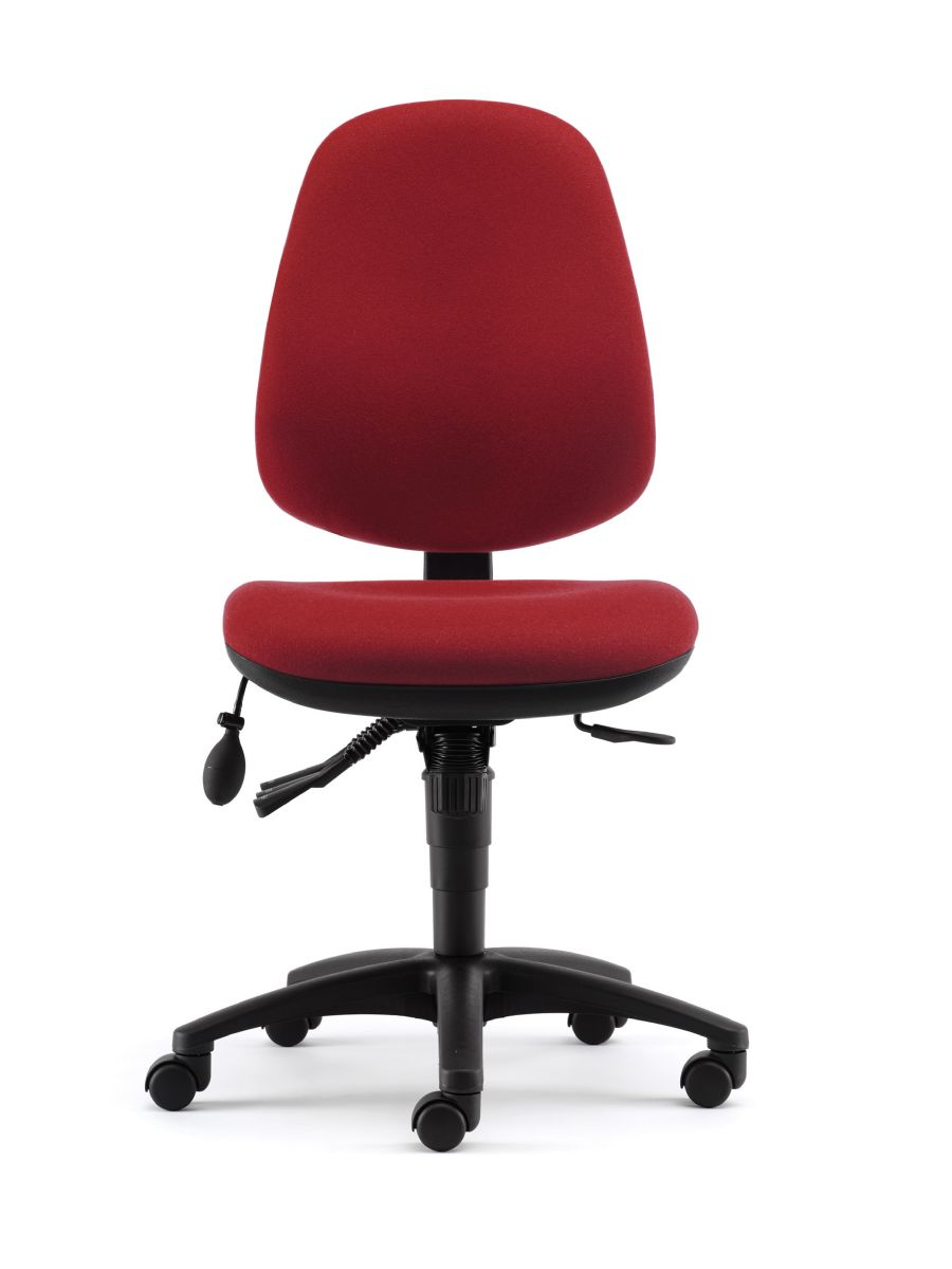 Two swivel office chair with arms for Swivel chairs for office