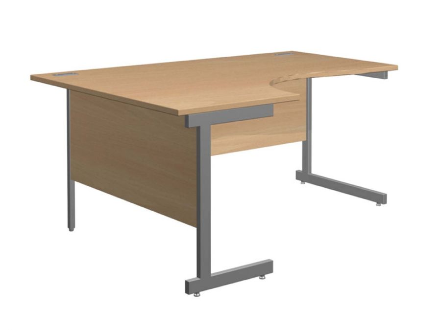 SATELITE CRESCENT OFFICE WORKSTATION LH