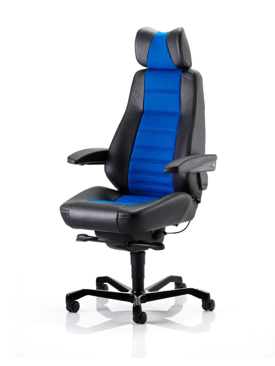 kab controller swivel executive chair