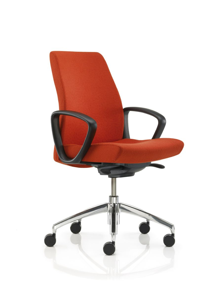 CANTO MEDIUM BACK SWIVEL EXECUTIVE CHAIR