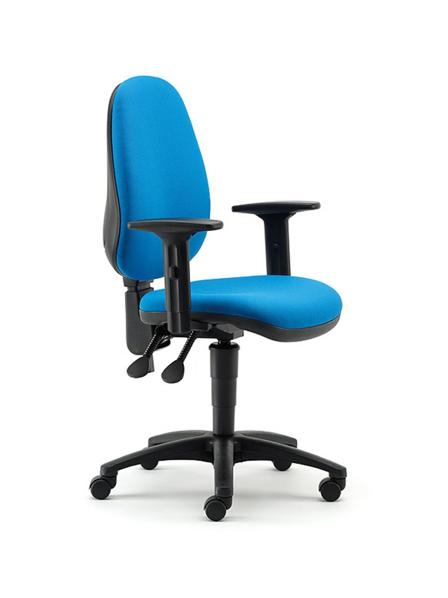 EURO SWIVEL OFFICE CHAIR