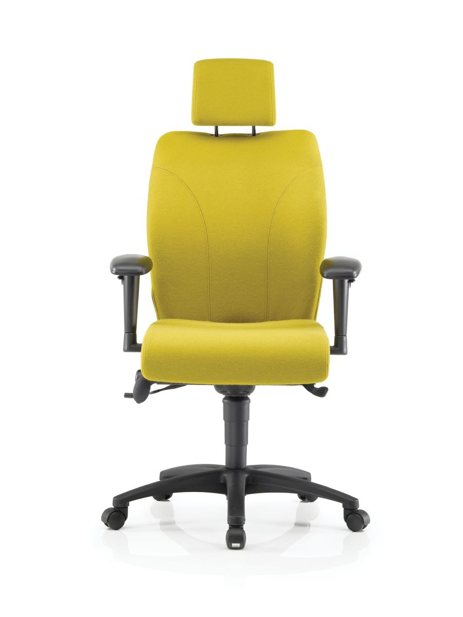 HEAT ERGONOMIC SWIVEL EXECUTIVE CHAIR