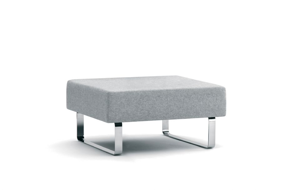 Rinto Single Upholstered Small Bench