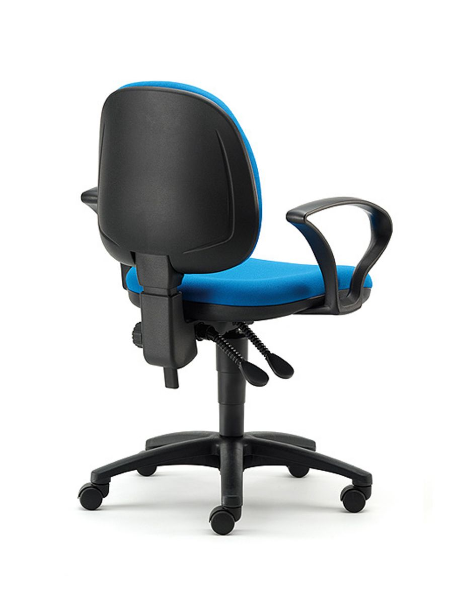 Exceptionnel TWO SWIVEL OFFICE CHAIR WITH ARMS