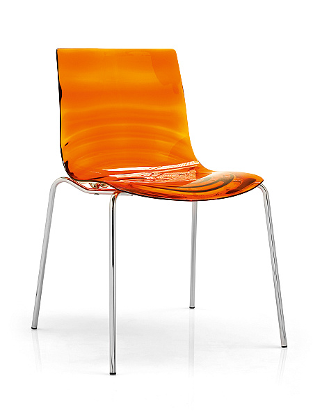 L'EAU BY CALLIGARIS DINING CHAIR