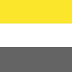 YELLOW / WHITE / GREY